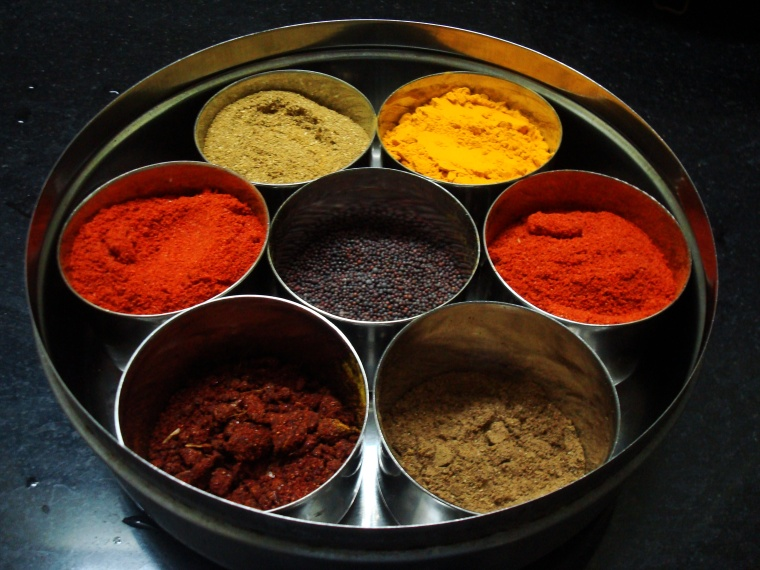 Spices_Indian_kitchen